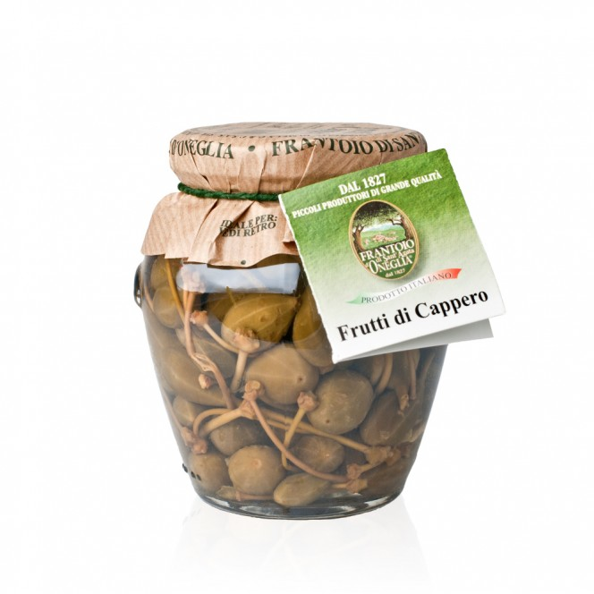 Caper Berries In Vinegar