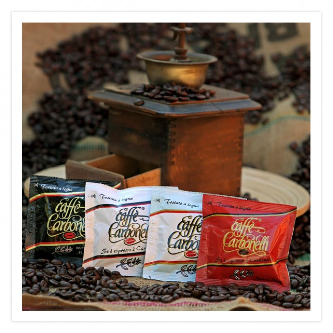 ESE Coffee Pods Variety Pack  Classic, Ristretto, 100% Arabica, Decaffeinated
