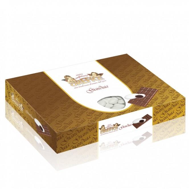 Gianduja Sugared Almonds