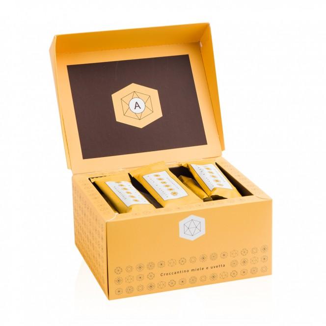 Honey and Raisin - Artisan Nougat Sweets
