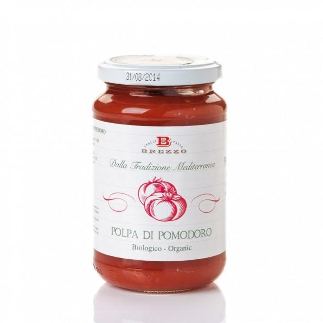 Organic Tomato Pulp -  350g