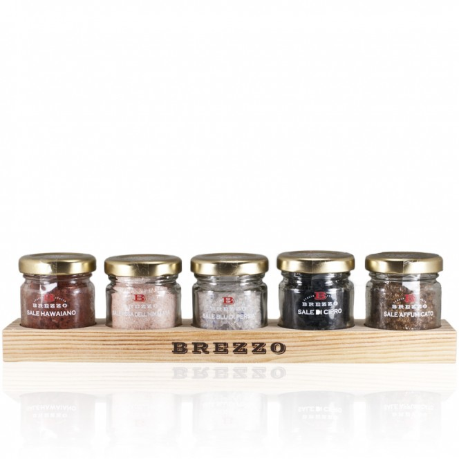 """Astucci"" 5 Salts From The World - 150 G"