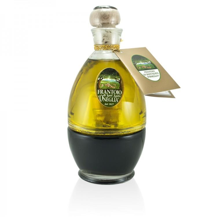 ... Extra Virgin Olive Oil & Balsamic Vinegar of Modena Combined Gift Bottle