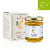 Organic Acacia Honey With Ginseng