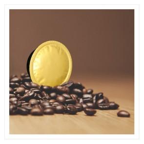 A Modo Mio Compatible Capsules Neapolitan Espresso Gold
