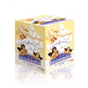 Amaretto Sugared Almonds