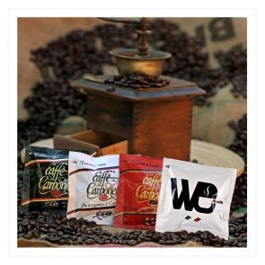 ESE Coffee Pods Variety Pack  Classic, Ristretto, 100% Arabica, We Espresso