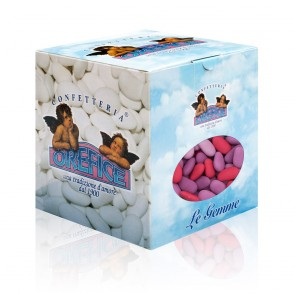 Gemme Sugared Almonds 1KG