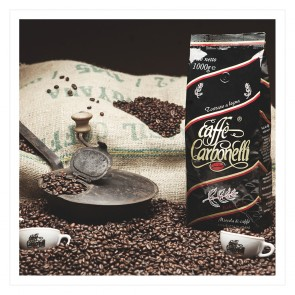 100% Arabica Wood-fire Roasted Coffee Beans