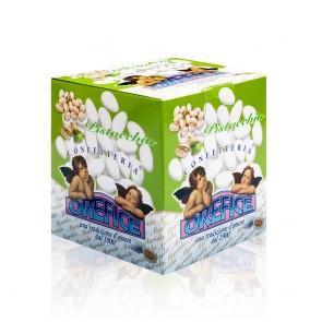 Pistachio Sugared Almonds