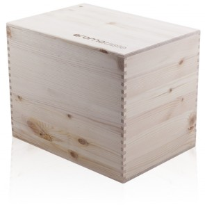 Wooden Gift Tray Box