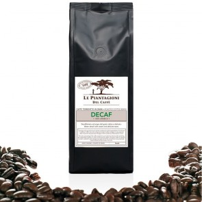 Coffee Beans Water Decaffeinated 100% Arabica 500gr