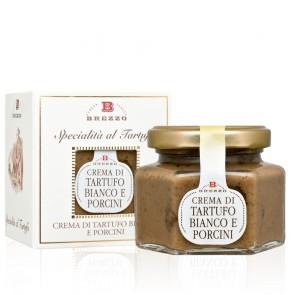 White Truffle and Porcini Mushroom Sauce