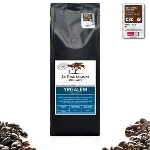 Coffee Beans Yrgalem 100% Arabica - Garden Coffee 500gr